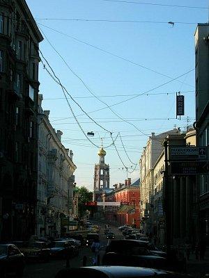 Tverská ulice (nahrál: admin)