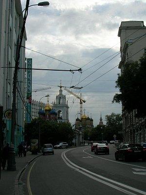 Pohled na ulici (nahrál: admin)