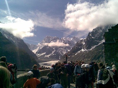 Mont- Blanc (nahrál: pepini)