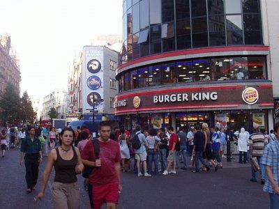 Burger King (nahrál: admin)