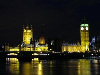 Parlament v celé své kráse (nahrál: admin)
