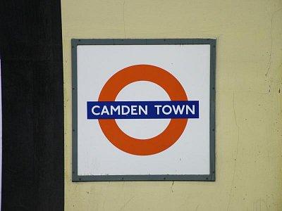 Znak Camden Town (nahrál: admin)