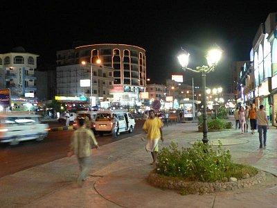 Hurghada v noci (nahrál: Novotný Zbyněk)