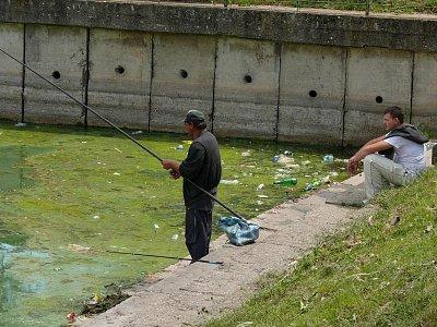 Rybaření v Aradu (nahrál: admin)