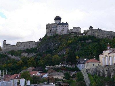 Trenčianský hrad (nahrál: admin)