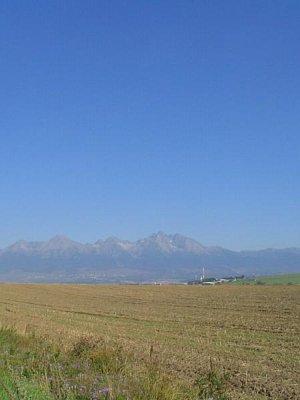 Východní Slovensko a Vysoké Tatry