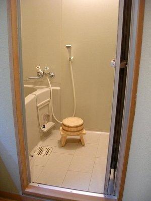 Koupelna v lepším ryokanu (nahrál: admin)