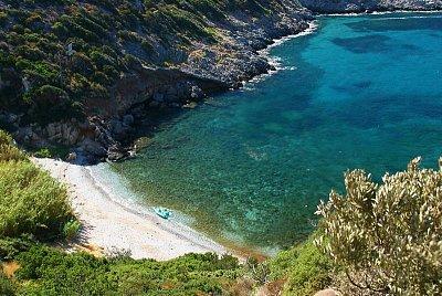Samos - Aigianni bay (nahrál: Terry)