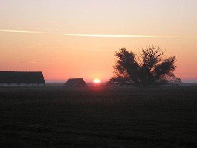 Hortobágy - Východ slunce nad pusztou (nahrál: Šárkaa)