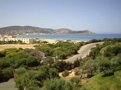Tabarka - Výhled z hotelu Golf Beach (nahrál: pink.lady)