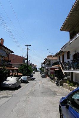Ulice v Neos Mrmaras (nahrál: Jan Jastrzembski)