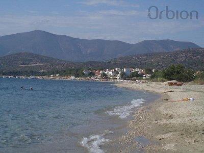 Pohled na městečko Potos (nahrál: KačaDOD)