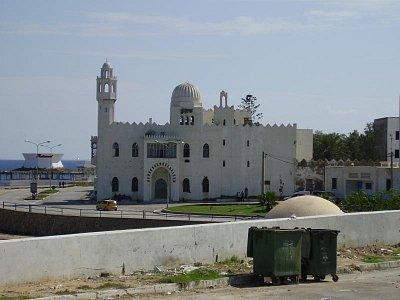Monastir - Mešita u zálivu. (nahrál: Jechort)