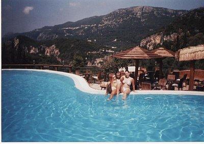 Liapades- Corfu - Bar Shambala 2004 (nahrál: KačaDOD)