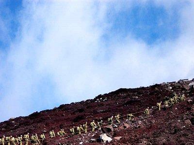 Výšlap na Fuji-san (nahrál: Pingu)