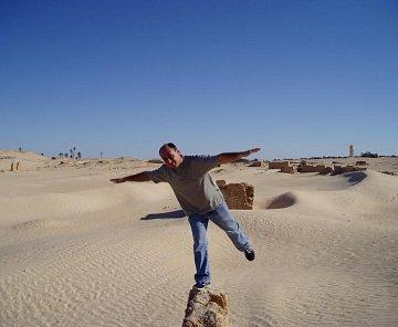 Autem po Tunisu 12/2007