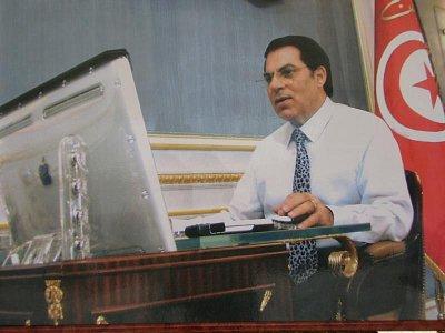 Současný prsident Tuniska. (nahrál: Jechort)