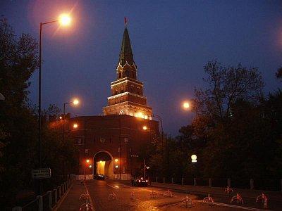 Borovickaja věž  (nahrál: Kamil Hainc)