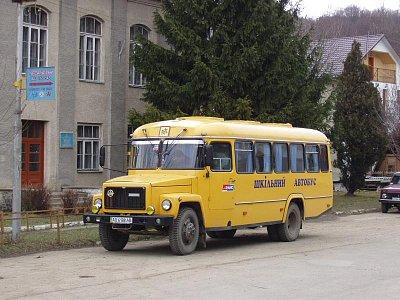 školní autobus (nahrál: Kamil Hainc)