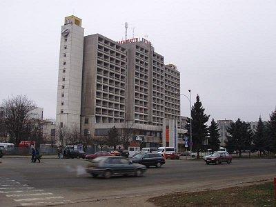 hotel Zakarpatja (nahrál: Kamil Hainc)
