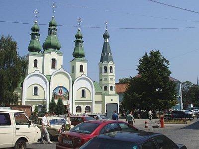 pravoslavný kostel (nahrál: Kamil Hainc)