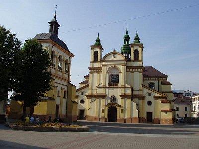Ivano-Frankovsk - pravoslavný kostel (nahrál: Kamil Hainc)