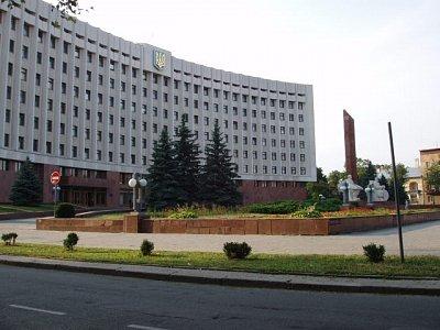 Ivano-Frankovsk - oblastní parlament (nahrál: Kamil Hainc)