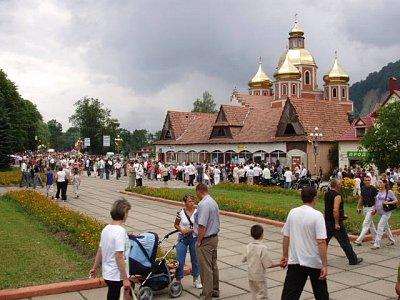 Jaremča - centrum (nahrál: Kamil Hainc)