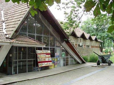 Jaremča - partizánské muzeum (nahrál: Kamil Hainc)