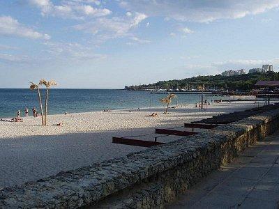 mořská pláž (nahrál: Kamil Hainc)