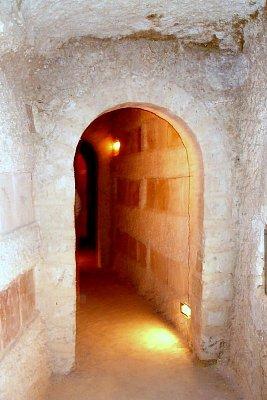 V katakombách (nahrál: Libor)