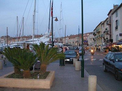 saint tropez - přístav  (nahrál: vesely )