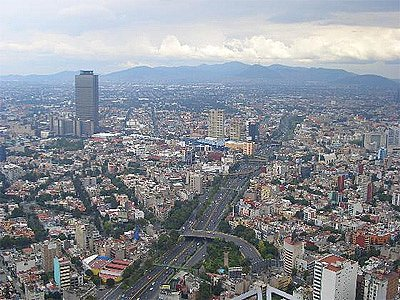 Mexico city - Hlavné mesto mexika (nahrál: pato)
