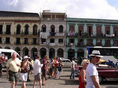 Havana - Oproti Capitol. (nahrál: mimka)