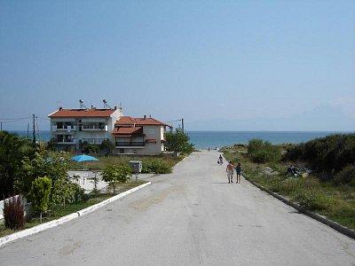 cesta od apartmánu (nahrál: Aranka)