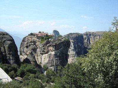 klášter Meteora (nahrál: Aranka)