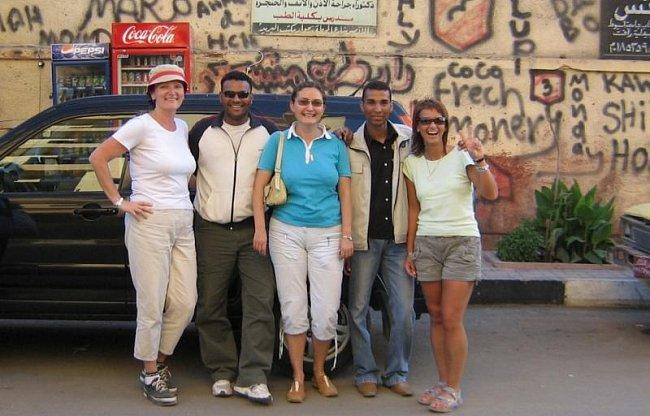 Z výpravy na egyptský venkov a ještě něco navíc...