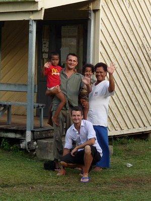 Fiji 2009 (Fijian village)