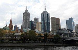 Austrálie 2009 - Melbourne