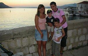 Chorvatsko,ostrov Pag a Zadar