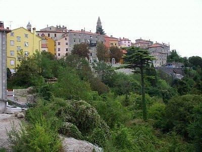 Labin-hradní městečko (nahrál: mirina)