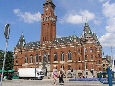 Helsinborg - Radnice (nahrál: josef Vágner)