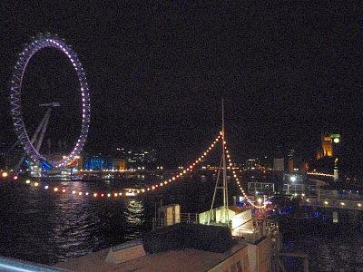 LONDON EYE V NOCI (nahrál: JITKA RŮŽIČKOVÁ)