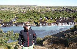 Island červenec 2009