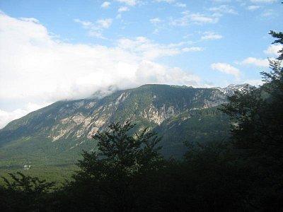 Pohled od vodopádu na Vogel (nahrál: Kertag)
