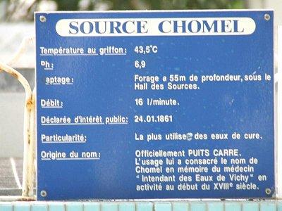 Pramen Chomel (nahrál: Trochy)