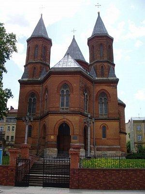 Arménský kostel (arch. Josefa Hlávka) (nahrál: Kamil Hainc)