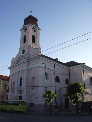 kostel Nanebevzetí Krista (nahrál: Kamil Hainc)
