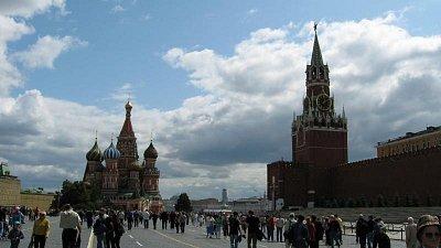 Chrám Vasila Blaženého a Spasská věž (nahrál: Evah)