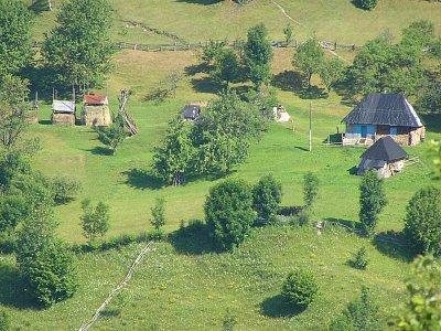 chata v horach (nahrál: ludmula)